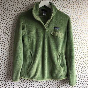 Patagonia Fleece Snap Pullover